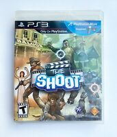 The Shoot Game Sony PlayStation 3 PS3 Brand New  (Move Required); SAME-DAY SHIP