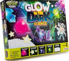 Weird Science Glow In The Dark Science Set Experiment Kit Kids Science Gift