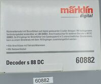 "Märklin 60882 Decoder s 88 DC /""NEU/"" mit OVP"