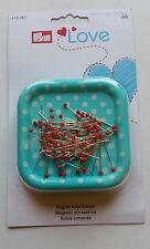 Magnetnadelkissen  Prym Nr. 610287  nähen Nähzubehör Magnet Nadelkissen Nadeln