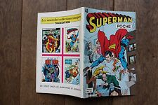 SUPERMAN POCHE N°41//1981/SAGEDITION/TBE