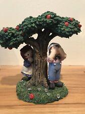 """Raggedy Ann and Andy Enesco Figure """"Peek-A-Boo, I Love You"""""""