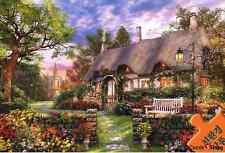 "Jigsaw Puzzles 500 Pieces ""The villa Next to the trail"" / Dominic Davison"