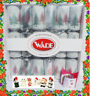 Christmas Crackers including Wade Whimsies - Various available