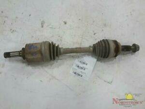 2012 Ford Edge FRONT CV AXLE SHAFT Left