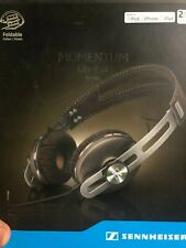 Sennheiser Momentum On Ear Wired Headphones M2 OEi BROWN for Apple