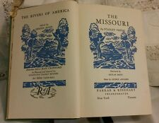 The Missouri by Stanley Vestal Illustrated by Getlar Smith 1945