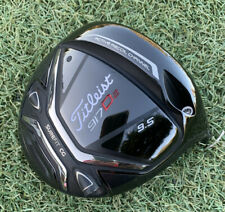 Titleist 917 D2 Driver HEAD only 9.5 degrees, NO shaft or cover, used golf club