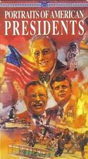 VHS: PORTRAITS OF AMERICAN PRESIDENTS