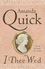 I Thee Wed: Number 2 in series (Vanza),Amanda Quick