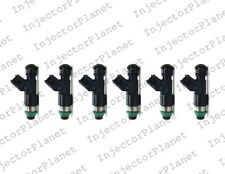 Set of 6 DENSO 0620 fuel Injector 11-16 Volvo S60 3.0L T6 turbo 7G9N-AC 30777502