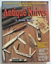 International Blade Price Guide Antique Knives 2nd Edition Book - J Bruce Voyles