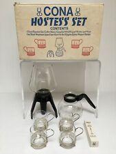 Vintage Cona Hostess Set 2 Pint Standard Coffee Maker