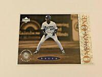 1995 UD Minor League Baseball '95 MJ Retires # 4 - Michael Jordan - White Sox