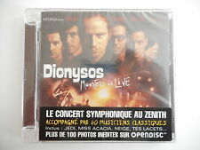 DIONYSOS : MONSTERS IN LIVE (JEDI, MISS ACACIA) [ CD ALBUM NEUF ] - PORT GRATUIT