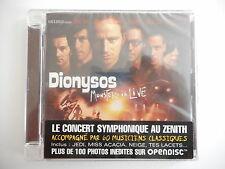 DIONYSOS : MONSTERS IN LIVE (JEDI, MISS ACACIA) [ CD ALBUM NEUF ] - PORT GRATUIT