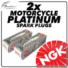 2x Ngk Bujía Bujías PARA MOTO GUZZI 1150cc GRISO 8v SE 09- > no.6378