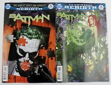Batman Rebirth #26 | Main & Variant | DC Comics NM 7/5