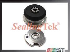 Fit BMW 3.0L N52 N54 Engine Timing Chain Sprocket + Impluse Sending Wheel Intake