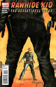Rawhide Kid #4 of 4 - Nov '10 - Marvel Comics - The Sensational Seven -Zimmerman
