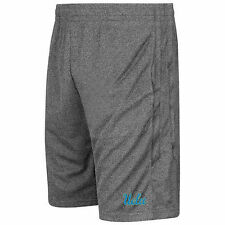 ULCA Bruins Mens Black Wicket Synthetic College Shorts