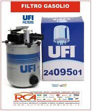Filtro Carburante Gasolio UFI 2409501 Nissan Qashqai Renault Kadjar 1.5 1.6 dci