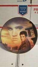 """Delphi Elvis Presley Hit Parade Collection """"Heartbreak Hotel"""" Collectors Plate"""