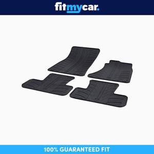 Rubber Car Floor Mats For Audi Q5 2009-2017 SUV