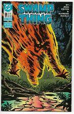 Swamp Thing #68 DC Comics 1988 Veitch Alcala VFN/NM