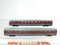 BG823-1# 2x Lima H0/DC Steuerwagen/Personenwagen DB: 913 604-5 + 913 005-5, s.g.
