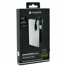 Genuine Mophie 3000 mAh Powerstation Plus Micro USB Smartphone Powerbank Charger