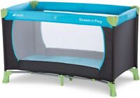 Hauck Travel Cot Dream N Play Light Foldable Compact Transport Bag Included