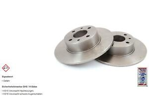 Bremsscheiben hinten für Opel Corsa D Iveco Daily IV Pritsche/Fahrgestell