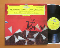 SLPM 139 009 Richard Strauss Don Quixote Fournier Karajan 1966 NEAR MINT Germany