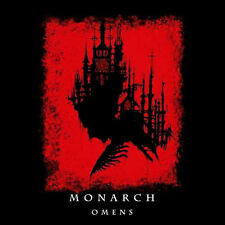 Monarch - Omens 2xLP SUNNO CORRUPTED RISE BURNING WITCH CELESTE