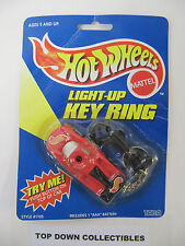 Hot Wheels  Light-Up Key Ring  Style 41105    NEW