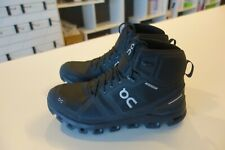 $250 M's On Cloudrock Waterproof Lightweight Hiking Boots Shoes Sz 10