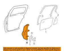 Lincoln FORD OEM 04-11 Town Car Rear Door-Window Regulator 7W1Z5427000A