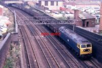PHOTO  CLASS 47 DIESEL 47497 AT WALSALL ON 22/09/78.