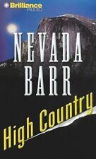 Anna Pigeon: High Country 12 by Nevada Barr (2009, Cd, Abridged)
