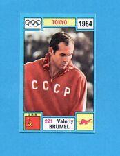 OLYMPIA-1972-PANINI-Figurina DA INCOLLARE! n.221- BRUMMEL - URSS -Rec