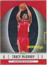 2006-07 TOPPS FINEST NBA REFRACTOR: TRACY McGRADY #24 ROCKETS HALL OF FAME