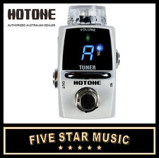 HOTONE TUNER GUITAR TUNING PEDAL HO-TUNER - NEW IN BOX