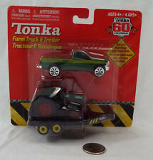 Tonka Farm Truck ,Trailer 60th Anniversary Truck Tractor Trailer Scale: 1:64