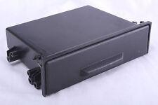 DIN Pocket Tray Toyota Supra Celica MR2 Universal Storage with Lid Door Pocket