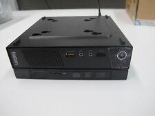 LENOVO M53 TINY J2900 500 GB HDD, 4GB RAM Windows 10 Pro     M2