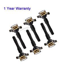 6pcs Ignition Coils For BMW E53 323 325 E46 525 530 535 540 E39 M5 X5 Z3 E36 740