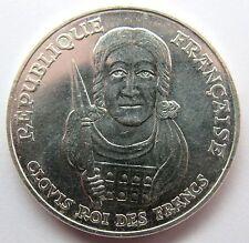 Très belle monnaie - 100 Francs - Clovis - 1996 -