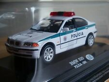 New Ray, BMW 320 Policia 2001, 1:43