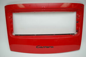 Porsche 993 Deck Lid Red 99351201000